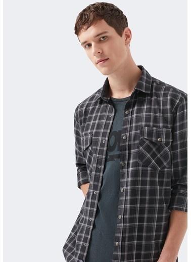 Mavi Erkek   Gömlek 021755-900 Siyah